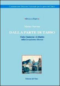 Dalla parte di Tasso. Giulio Guastavini e il dibattito sulla Gerusalemme liberata