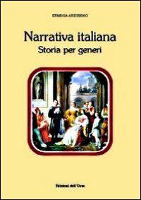 Narrativa italiana. Storia per generi