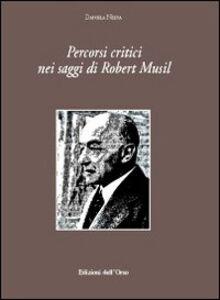 Percorsi critici nei saggi di Roberto Musil