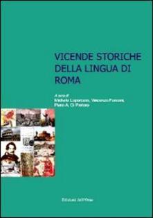 Premioquesti.it Vicende storiche della lingua di Roma Image