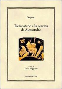 Demostene e la corona di Alessandro