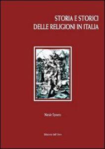 Storia e storici delle religioni in Italia