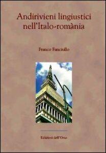 Andirivieni linguistici nell'italo-romania