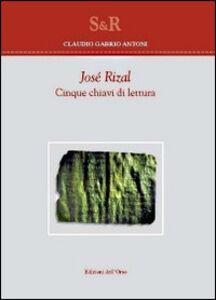 José Rizal. Cinque chiavi di lettura
