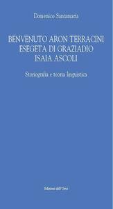 Benvenuto Aron Terracini esegeta di Graziadio Isaia Ascoli