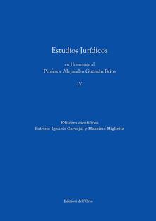 Estudios juridicos en homenaje al profesor Alejandro Guzman Brito. Vol. 4.pdf