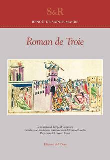 Vitalitart.it Roman de Troie. Ediz. francese e italiana Image