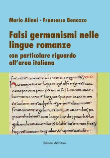 Promoartpalermo.it Falsi germanismi nelle lingue romanze. Con particolare riguardo all'area italiana Image
