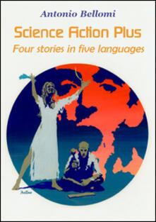 Camfeed.it Science fiction plus. Four stories in five languages. Ediz. italiana, inglese, francese e tedesca Image