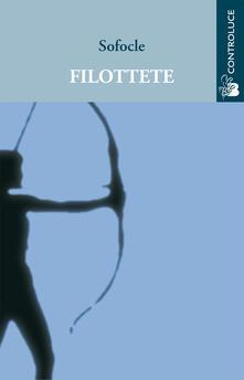 Filottete - Sofocle - copertina