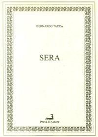 Sera - Tacca Bernardo - wuz.it