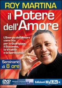 Il potere dell'amore. 3 DVD