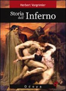 Storia dell'inferno - Herbert Vorgrimler - copertina