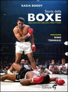 Writersfactory.it Storia della boxe dall'antica Grecia a Mike Tyson Image