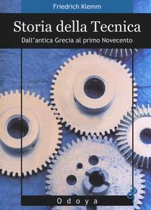 Voluntariadobaleares2014.es Storia della tecnica. Dall'antica Grecia al primo Novecento Image
