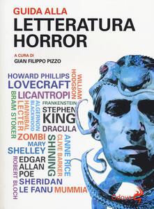 Guida alla letteratura horror - copertina
