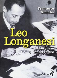 Radiosenisenews.it Leo Longanesi. Il borghese conservatore Image