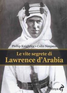 Radiospeed.it Le vite segrete di Lawrence D'Arabia Image