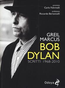 Antondemarirreguera.es Bob Dylan. Scritti 1968-2010 Image