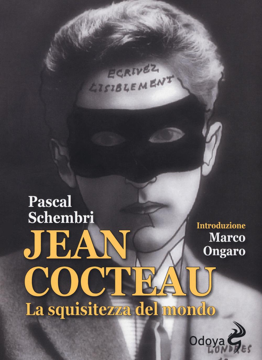 Image of Jean Cocteau. La squisitezza del mondo