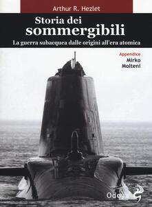 Storia dei sommergibili. La guerra subacquea dalle origini allera atomica.pdf