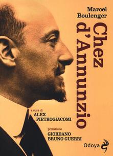Chez DAnnunzio.pdf
