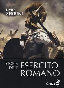Storia dell'esercito romano - Livio Zerbini - copertina