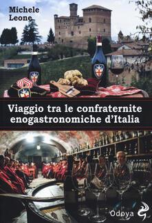 Antondemarirreguera.es Viaggio tra le confraternite enogastronomiche d'italia Image