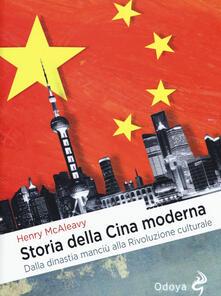 Vitalitart.it Storia della Cina moderna. Dalla dinastia manciù alla Rivoluzione culturale Image