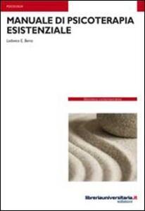 Manuale di psicoterapia esistenziale