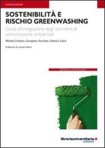 Sostenibilità e rischio greenwashing
