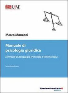 Associazionelabirinto.it Manuale di psicologia giuridica Image
