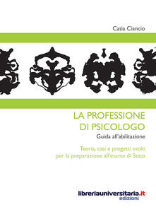 Librisulladiversita.it La professione di psicologo. Guida all'abilitazione Image