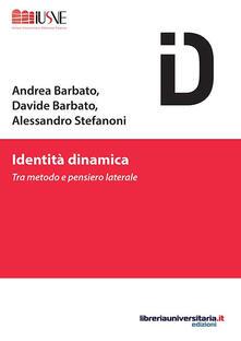 Parcoarenas.it Identità dinamica. Tra metodo e pensiero laterale Image