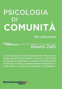 Psicologia di comunità per educatori