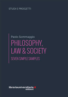 Camfeed.it Philosophy, law & society. Seven simple samples Image