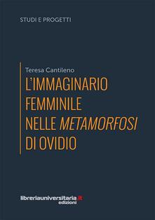 Filmarelalterita.it L' immaginario femminile nelle «Metamorfosi» di Ovidio Image
