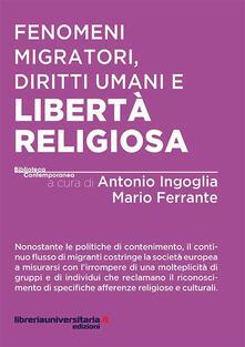 Fondazionesergioperlamusica.it Fenomeni migratori, diritti umani e libertà religiosa Image