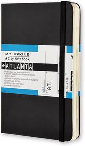 Cartoleria Taccuino City Notebook Moleskine Atlanta Moleskine 0