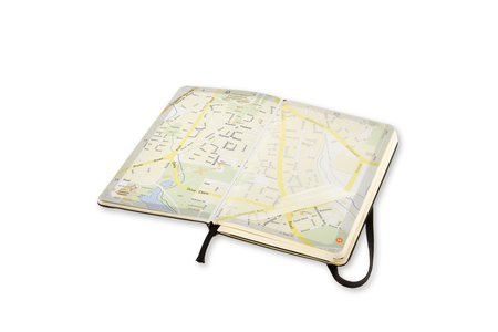 Cartoleria Taccuino City Notebook Moleskine Atlanta Moleskine 1