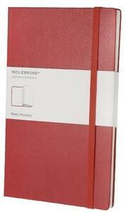 Cartoleria Taccuino multitasche Memopockets Moleskine Moleskine