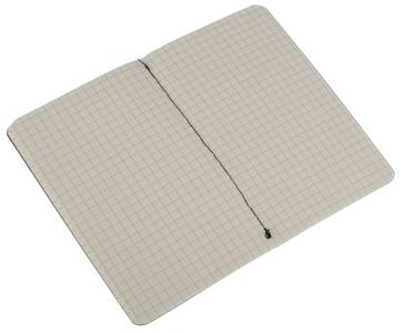 Cartoleria Quaderno Cahier Moleskine pocket a quadretti. Set da 3 Moleskine 3