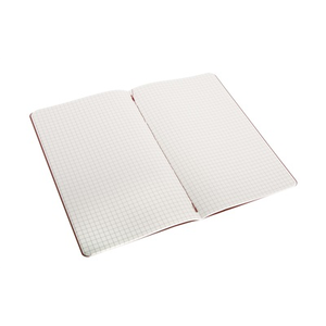 Cartoleria Quaderno Cahier Moleskine large a quadretti. Set da 3 Moleskine 1