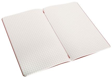 Cartoleria Quaderno Cahier Moleskine large a quadretti. Set da 3 Moleskine 3