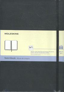 Cartoleria Album per schizzi A4 Moleskine Moleskine 0