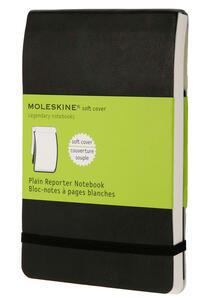 Blocco soft Moleskine pocket a pagine bianche - 5