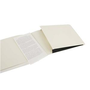 Cartoleria Blocco soft Moleskine large a pagine bianche Moleskine 2