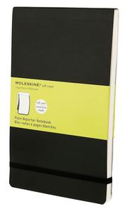 Cartoleria Blocco soft Moleskine large a pagine bianche Moleskine 4