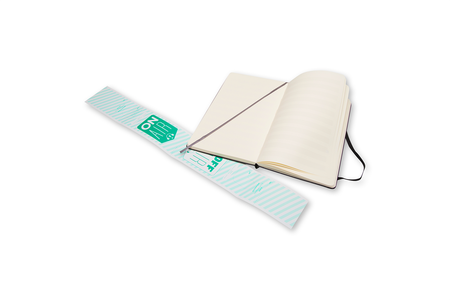 Cartoleria Taccuino Music Notebook Moleskine large Moleskine 1