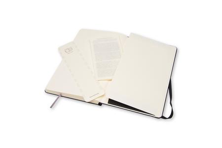 Cartoleria Taccuino Music Notebook Moleskine large Moleskine 3